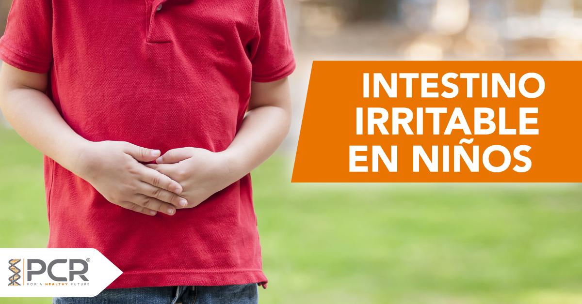 Síndrome de Intestino Irritable en niños