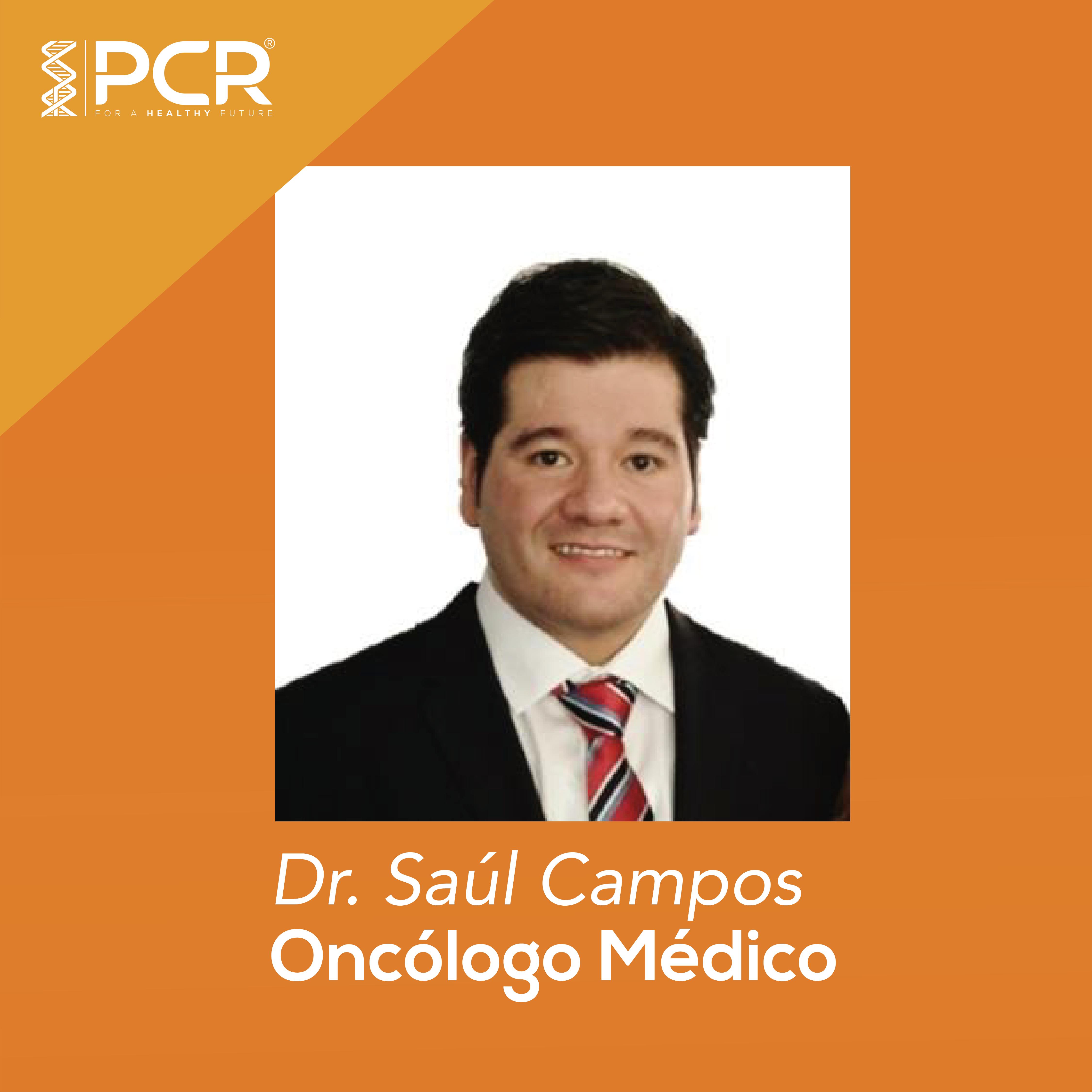 Dr. Saúl Campos Gómez